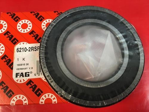 Подшипник 6210-2RS R FAG аналог 180210 размеры 50x90x20