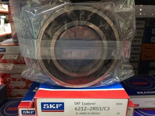 Подшипник 6212-2RS 1 С3 SKF аналог 180212 размеры 60*110*22