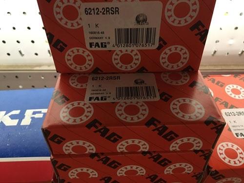 Подшипник 6212-2RS R FAG аналог 180212 размеры 60*110*22