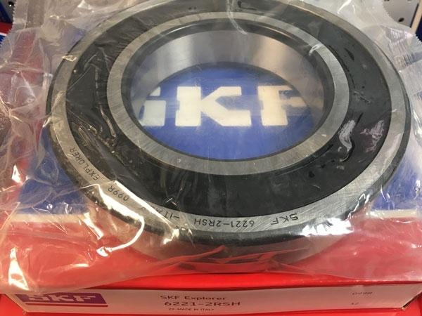 Подшипник 6221-2RS H SKF аналог 180221 размеры 105x190x36
