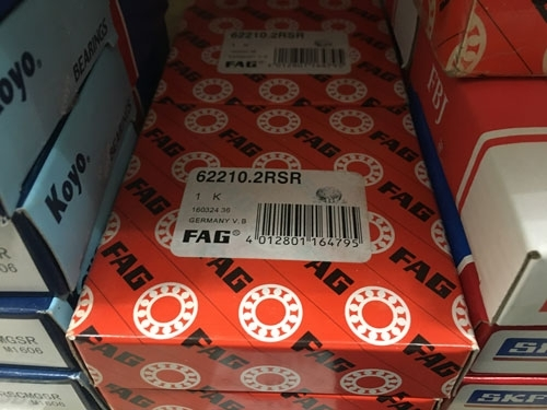 Подшипник 62210-2RS R FAG аналог 180510 размеры 50*90*23