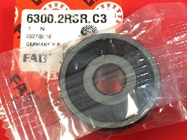 Подшипник 6300-2RS R C3 FAG аналог 180300 размеры 10х35х11