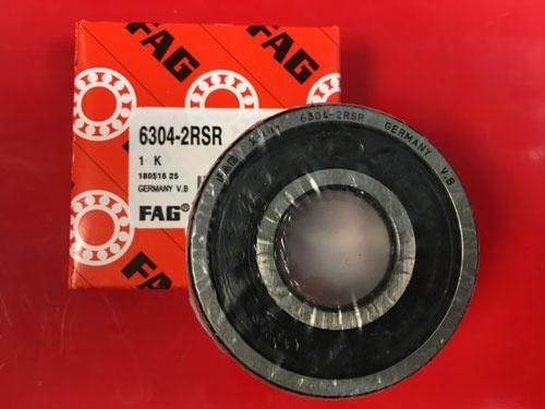 Подшипник 6304-2RS R FAG аналог 180304 размеры 20x52x15