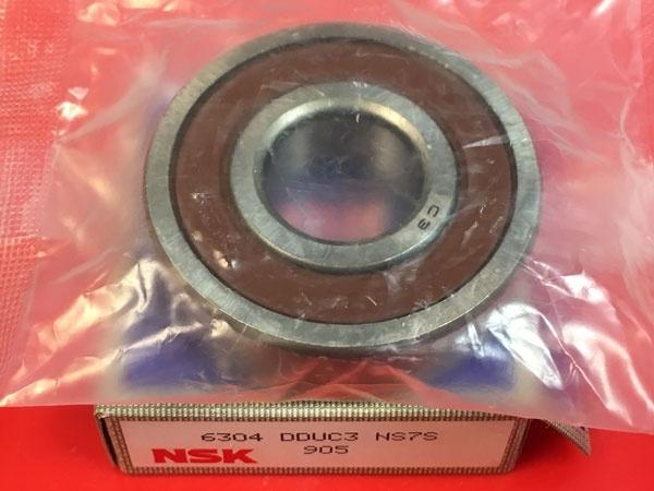 Подшипник 6304 DDU C3 NSK аналог 180304 размеры 20x52x15