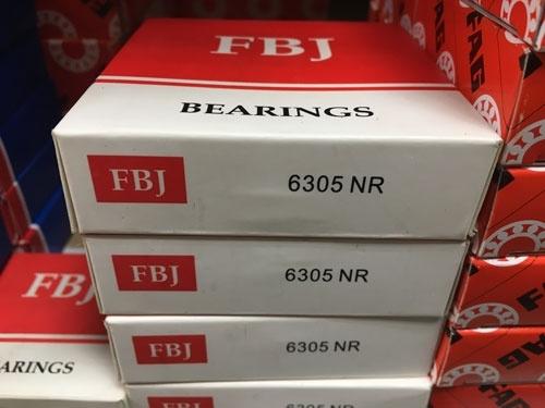 подшипник 6305 NR FBJ аналог 50305 размеры 25*62*17 купить