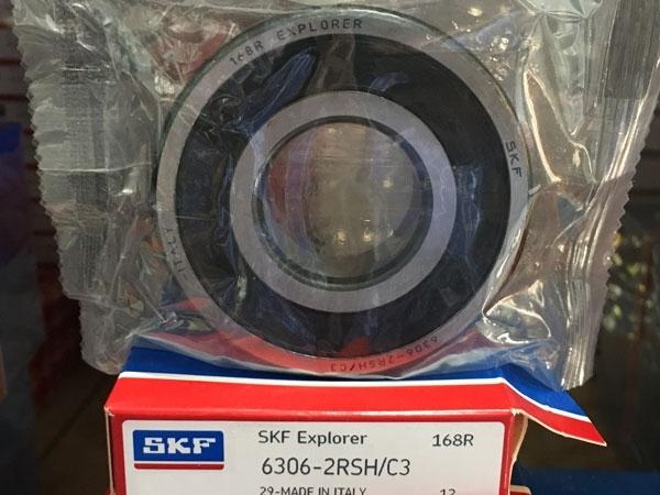 Подшипник 6306-2RS H С3 SKF аналог 180306 размеры 30*72*19