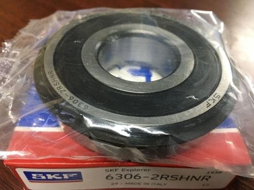 Подшипник 6306-2RS H NR SKF аналог 50306 размеры 30*72*19