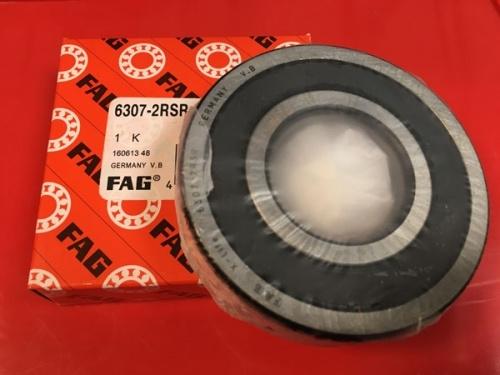Подшипник 6307-2RS R FAG аналог 180307 размеры 35x80x21