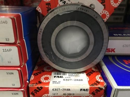 Подшипник 6307-2RS R FAG аналог 180307 размеры 35х80х21