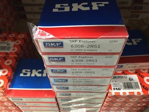 Подшипник 6308-2RS 1 SKF аналог 180308 размеры 40*90*23