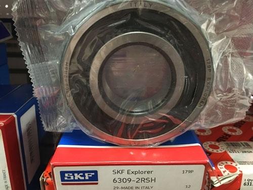 Подшипник 6309-2RS H SKF аналог 180309 размеры 45*100*25