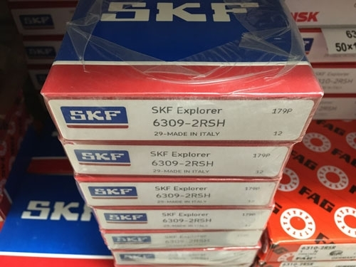 Подшипник 6309-2RS H SKF аналог 180309 размеры 45х100х25
