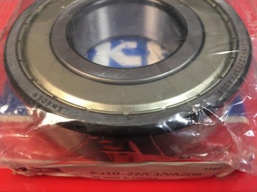Подшипник 6310-2Z/C3/VA208 SKF размеры 50x110x27