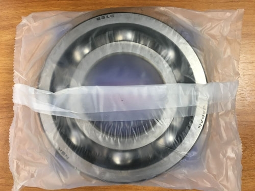 Подшипник 6316 СМ NSK аналог 316 размеры 80*170*39 купить