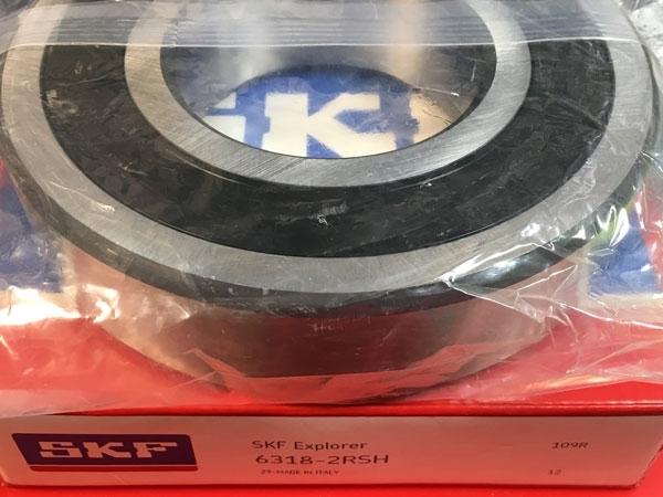Подшипник 6318-2RS H SKF аналог 180318 размеры 90*190*43