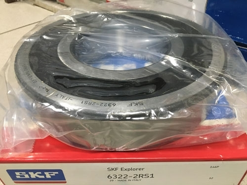 Подшипник 6322-2RS 1 SKF аналог 180322 размеры 110х240х50