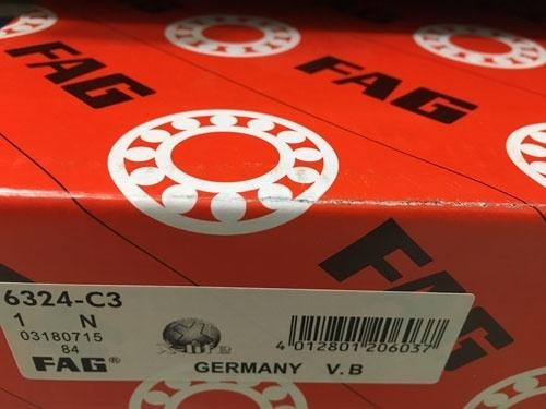 Подшипник 6324 С3 FAG аналог 324 размеры 120*260*55