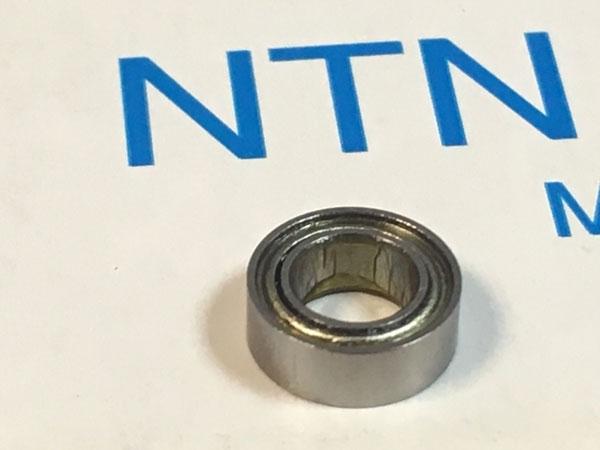 Подшипник 674-ZZ NTN (MR74-ZZ) размеры 4x7x2,5