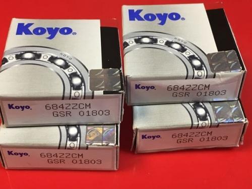 Подшипник 684 ZZ CM Koyo размеры 4*9*4