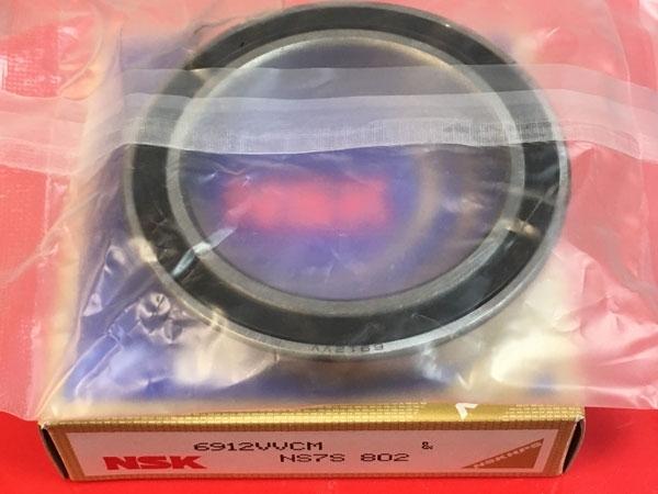 Подшипник 6912 VV CM NSK аналоги 1180912, 61912-2RS, 1000912-2RS размеры 60x85x13