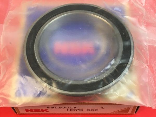 Подшипник 6912 VV CM NSK аналоги 1180912, 61912-2RS, 1000912-2RS размеры 60*85*13