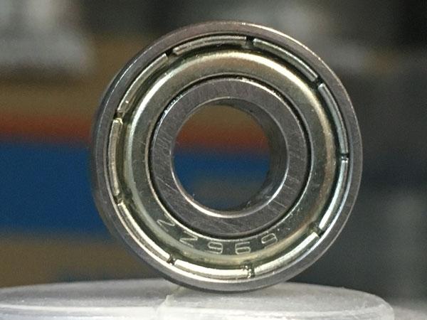 Подшипник 696 ZZ аналоги 619/6-2Z (1000096-2Z) размеры 6*15*5