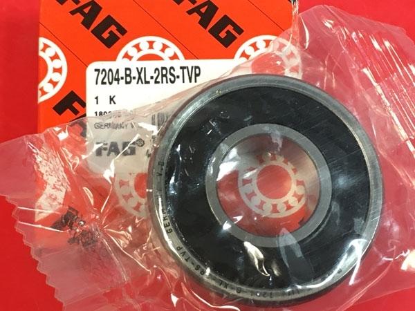 Подшипник 7204 B-XL-2RS-TVP FAG аналог 66204-2RS размеры 20x47x14