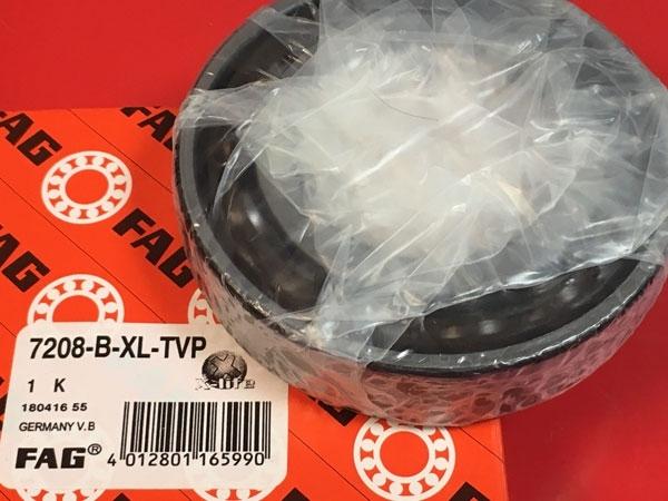 Подшипник 7208 B-XL-TVP FAG аналог 66208 размеры 40х80х18