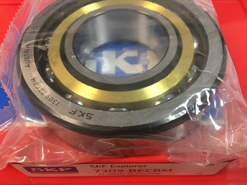Подшипник 7309 BECBМ SKF аналог 66309 размеры 45x100x25