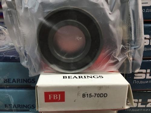 Подшипник B15-70DD FBJ размеры 15*32*11