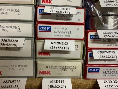 Подшипник 40BD219 (40x62x24) NSK