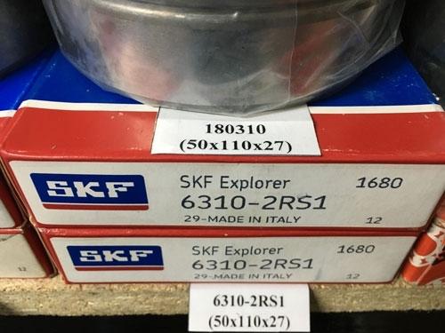 Подшипник 6310-2RS1 (50х110х27) SKF
