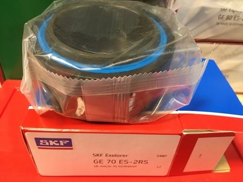 Подшипник GE70 ES-2RS SKF размеры 70*105*40/49