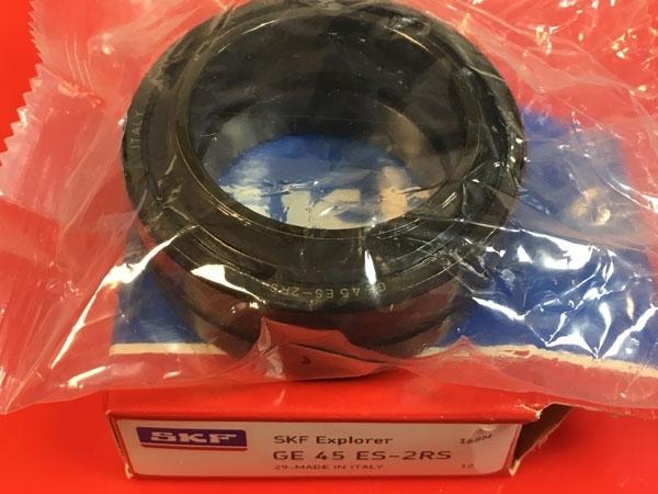 Подшипник GE45 ES-2RS SKF размеры 45x68x25/32