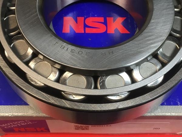 Подшипник 30318 (HR30318J) NSK аналог 7318 размеры 90x190x46,5