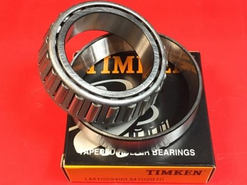 Подшипник LM102949/LM102910 TIMKEN размеры 45,242x73,431x19,558
