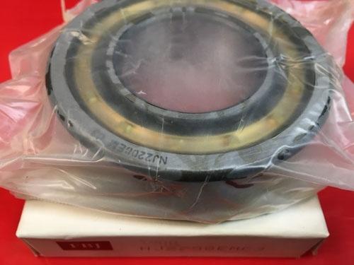 Подшипник NJ2208 EMC3 FBJ аналог 42508 размеры 40х80х23