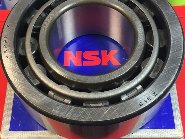 Подшипник NJ2313 W NSK аналог 42613 размеры 65x140x48