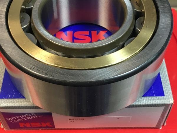 Подшипник NJ2314 ЕM NSK аналог 42614 Л размеры 70x150x51