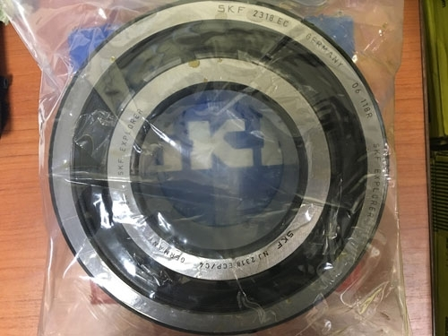 Подшипник NJ2318 ECP / C4 SKF аналог 42618 размеры 90*190*64
