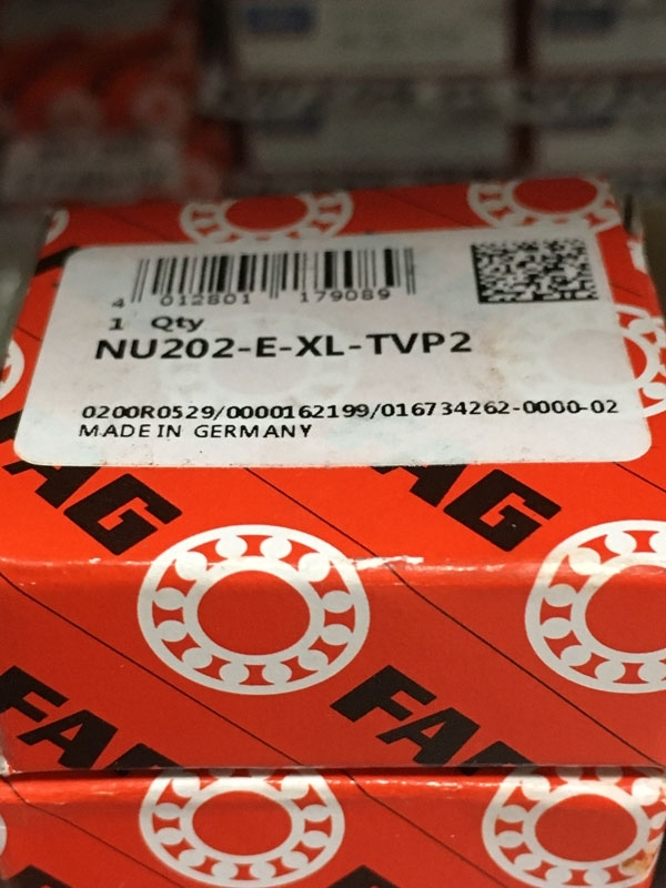Подшипник NU202 E-XL-TVP2 FAG аналог 32202 размеры 15х35х11