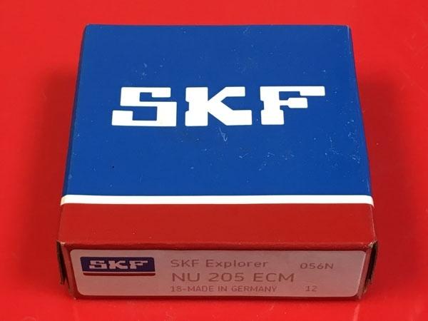 Подшипник NU205 ECM SKF аналог 32205 Л размеры 25*52*15