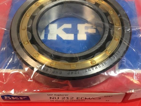 Подшипник NU212 ECM/C3 SKF аналог 32212 Л размеры 60*110*22