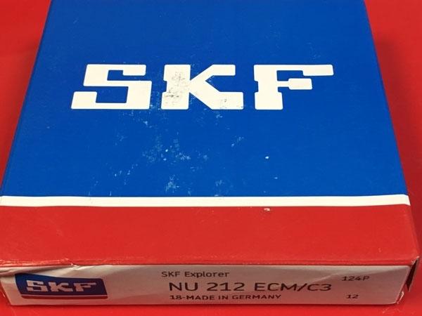 Подшипник NU212 ECM/C3 SKF аналог 32212 Л размеры 60х110х22