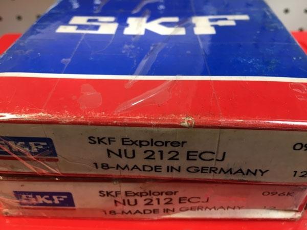 Подшипник NU212 ECJ SKF аналог 32212 размеры 60х110х22