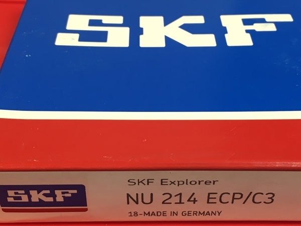Подшипник NU214 ECP/C3 SKF аналог 32214 размеры 70х125х24