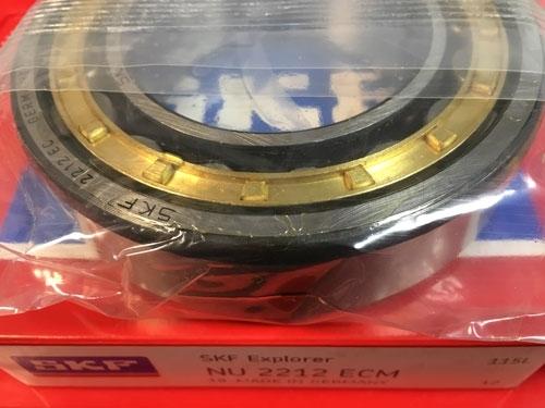 Подшипник NU2212 ECM SKF аналог 32512 Л размеры 60x110x28