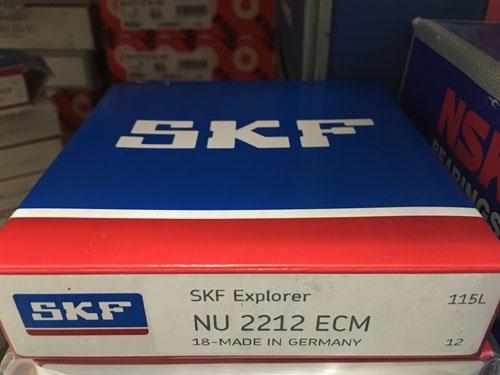 Подшипник NU2212 ECM SKF аналог 32512 Л размеры 60*110*28