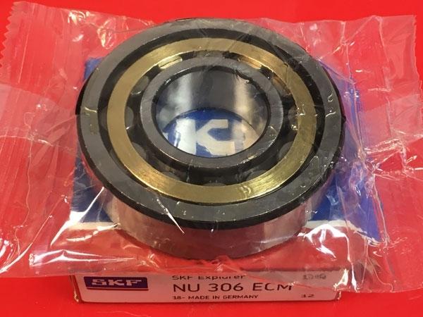 Подшипник NU306 ECM SKF аналог 32306 Л размеры 30*72*19
