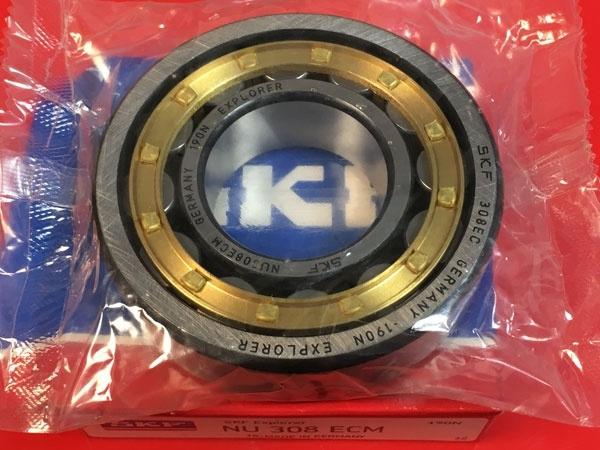 Подшипник NU308 ECM SKF аналог 32308 Л размеры 40x90x23